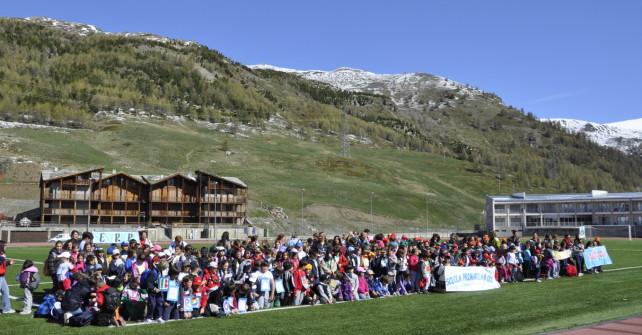 Sestriere: attesi centinaia di alunni delle scuole dell'alta Valle di Susa per la giornata dell'atletica