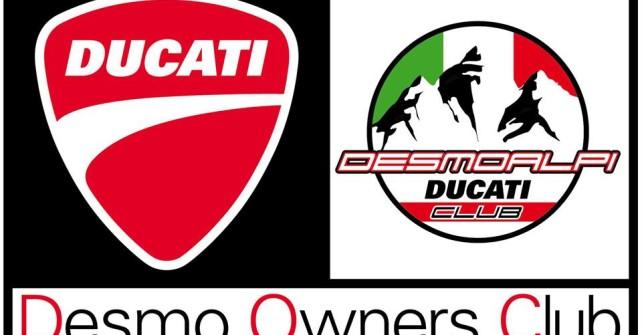 Sestriere: l'1 e 2 giugno raduno Ducati Club Desmoalpi Doc
