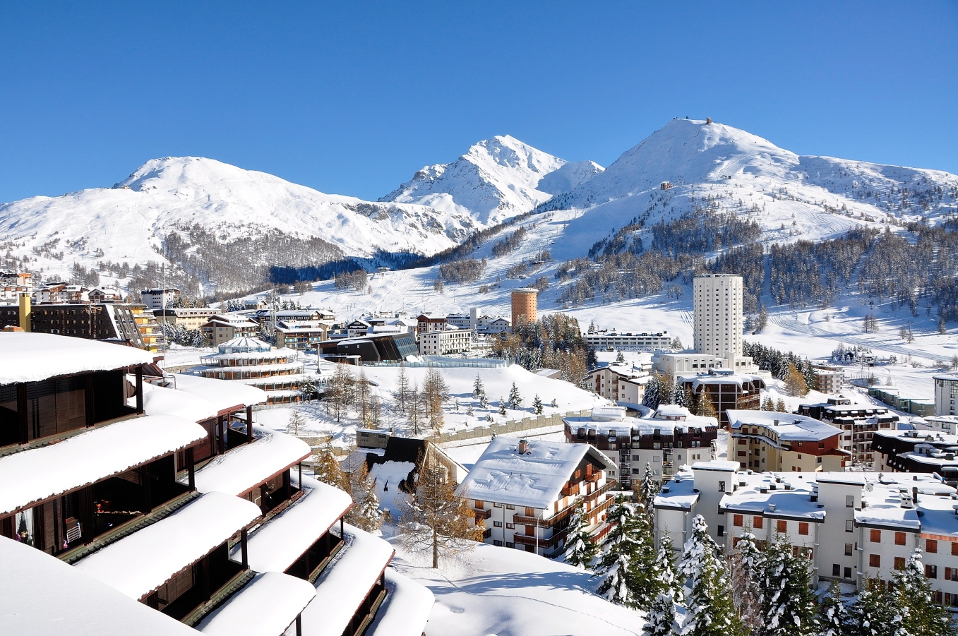 Sestriere Hotel Biancaneve A Sestriere To Hotel