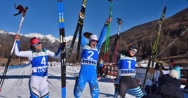 "<span lang =""it"">Sci Nordico: 23 medaglie olimpiche a Pragelato</span>"